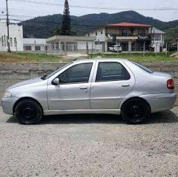 Fiat siena 2004 fire