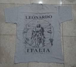 5 Camisas (4 Seminovas E 1 Usada) / 4 G E 1 M