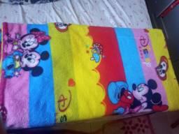 Manta casal  Mickey