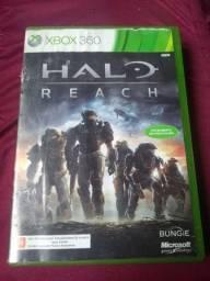 Dvd Xbox 360 hald reach