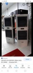 Aluguel de climatizador