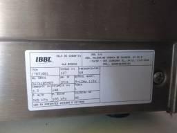 Refresqueira Inox Dupla IBBL 30L Compressor - BBS2