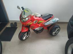 Moto elétrica 12volts NOVA, pouquíssimo uso!!!!!!!
