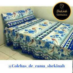 Colchas de cama casal box
