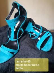 Sapatos lindíssimos, semi novos, marcas famosas