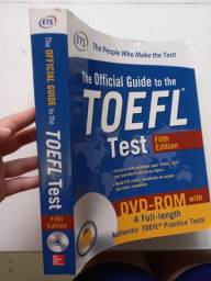 The Official Guide to the Toelf Test , Fifth Edition (Inglês)