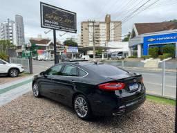 Ford fusion awd titanium 2015