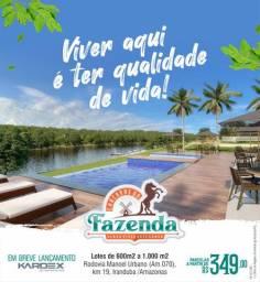 Chácaras com lago maravilhoso para lazer completa com parcelas apartir de R$349,00