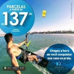Villa Cascavel 2 no Ceará Lote 30 minutos do Beach Park !(