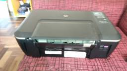 Impressora nova usada 4 vezes