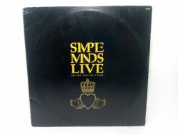 Lp Vinil Simple Minds Live In The City Of Light