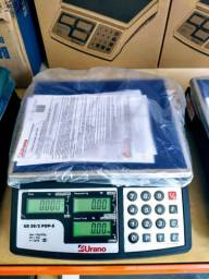 Balança Pop-s Nacional 20 Kg. Bateria / Nova na Caixa Nunca Usada / Autorizada Inmetro