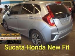 Honda New Fit Para Venda de Peças