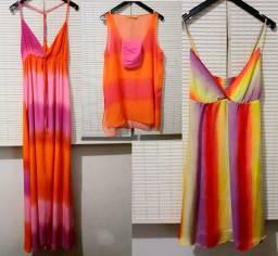 Peças em tie-dye moda verão 2021