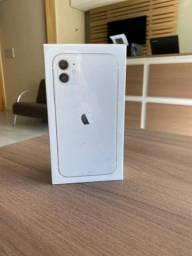 Oferta iPhone 11 128 GB Silver lacrado...# 1Ano  Garantia Apple