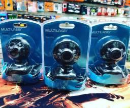WebCam Para Aulas On Line Com Microfone Web Cam