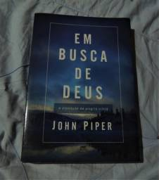 Livro Em Busca de Deus - John Piper
