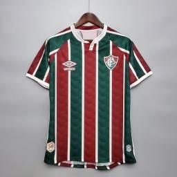 Camisa Umbro Fluminense I 2020/21