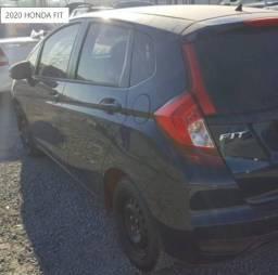 Honda Fit Personal 2020