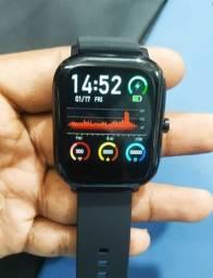 Smartwatch relogio inteligente Colmi P8 *Original* Coloca sua foto na Tela!!! Tela Touch!