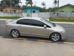 Título do anúncio: Honda civic LXS 2008 automático