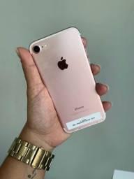 Título do anúncio: iPhone 7 32 rose