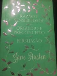 3 Livros em 1 ?Razão e Sensibilidade? ?Orgulho e preconceito? e ?Persuasão? Jane Austen