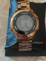 Relógio lince Digital