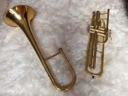 Trombone Weril em Dó