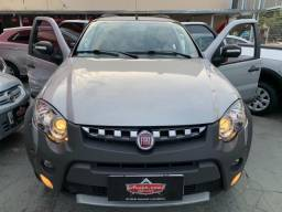 Fiat Palio Weekend Adventure 1.8 Prata