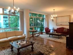 Apartamento à venda, Higienópolis, 390m², 4 dormitórios, 1 suíte, 3 vagas!