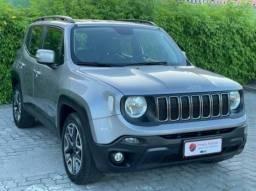 Título do anúncio: Renegade Jeep Longitude Flex 1.8