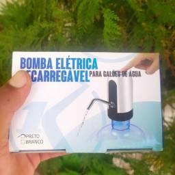 Promoção Bomba Elétrica para garrafão universal