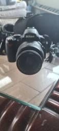 Nikon D40 + Lente