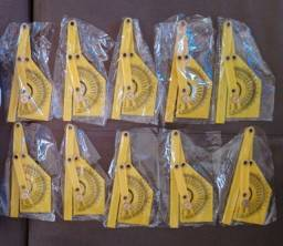 Goniômetros novos ( 10 unidades, valor individual )