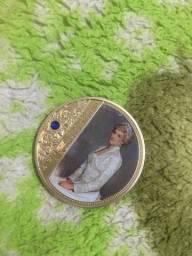 Moeda rainha Diana