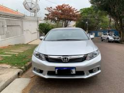 Título do anúncio: Honda Civic LXL 1.8 (Aut) 2012 urgente