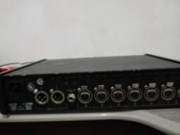 Maleta de transmissão de rádio  Shure