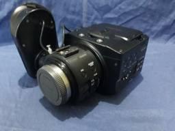 Câmera sony fs 100