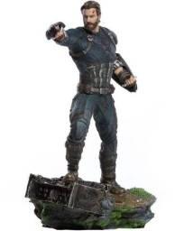 Capitão América Infinity War - Iron Studios 1/10