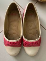 Vendo lindas sapatilhas da lilica repilica
