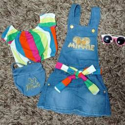 Roupas moda infantil