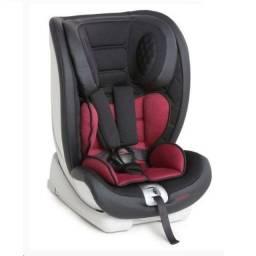 Cadeira Auto Isofix Technofix 9 à 36Kg Black Red - Dzieco