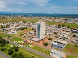 Apartamentos na Samambaia de 2 quartos com suíte-61m2