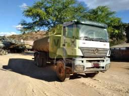 Título do anúncio: Caminhão Pipa|Mercedes Benz | Axor 4144 P 6X4