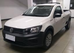 Título do anúncio: VW Nova Saveiro 1.6 CS Robust G8 Flex 2019 Completa