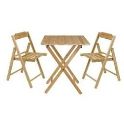 Mesa Tramontina com 2 cadeiras