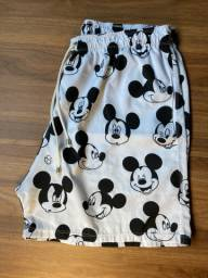 Short Summer Mickey