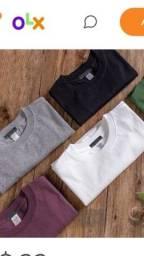 Na compra de uma Camiseta leva grátis uma Cueca boxer