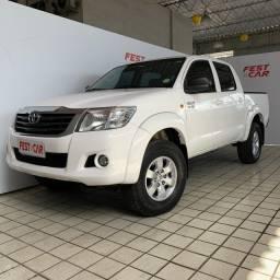 Toyota Hilux 2.7 SR 4x2 2015 Flex Aut *IPVA 2021 Grátis (81) 99124.0560 Brenda